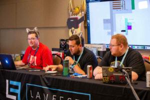 2021-05 - LANallNIGHT LAN WARS - 5 Panels - LAN - 1