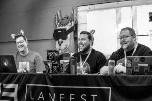 2021-05 - LANallNIGHT LAN WARS - 5 Panels - LAN - 8